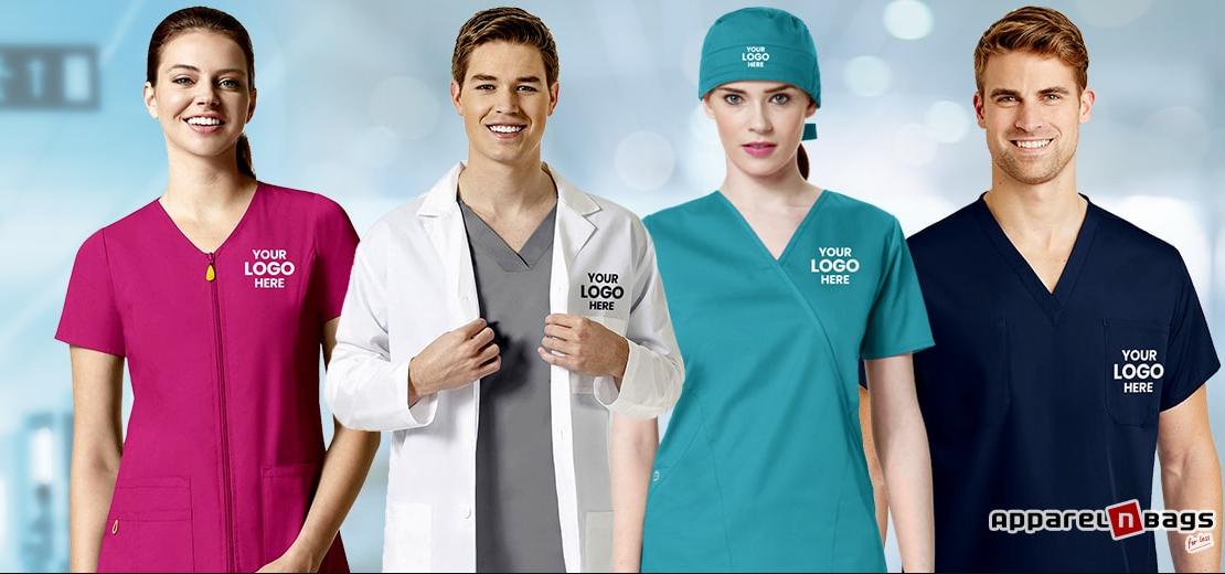 custom medical uniforms